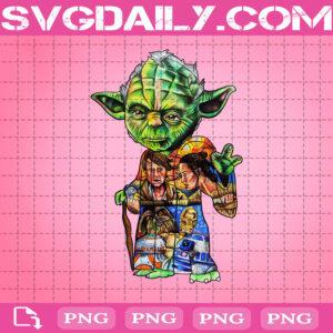 Yoda Star Wars Png, Star Wars Png, Yoda Png, Png Printable, Instant Download, Digital File