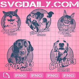 Custom Pet Portrait Png, Dog Portrait Png, Pet Drawing Png, Cat Portrait Png, Png Printable, Instant Download, Digital File