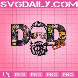 Dad Life Png, Jack Skeleton Png, Night Before Christmas Png, Pumpkin King Png, Png Printable, Instant Download, Digital File