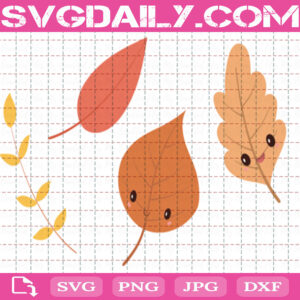 Fall Leaves Svg Bundle Free, Cute Leaves Svg Free, Autumn Leaves Svg Free, Clip Cut File Svg, File Svg