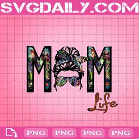 Hocus Pocus Png, Mom Life Png, Messy Bun Png, Png Printable, Instant Download, Digital File