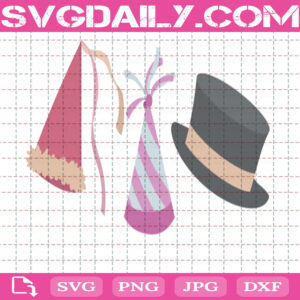 New Years Eve Party Svg Free, Congratulation Hat Svg Free, Happy New Year Hat Svg Free, Clip Cut File Svg, File Svg Free