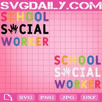 School Social Worker Svg, Back To School Svg,1st Day Of School Svg, Social Worker Svg, Love Psychotherapy Svg, Psychologist Therapy Svg