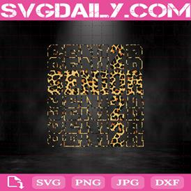 Senior 2022 Leopard Svg, Back To School Svg,1st Day Of School Svg, Senior Class Of 2022 Svg, Senior Gift, Svg Png Dxf Eps AI Instant Download
