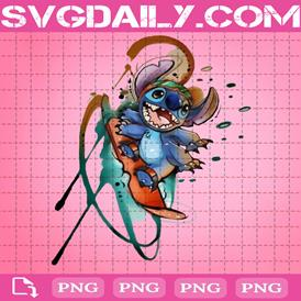 Stitch Png, Cute Stitch Png, Stitch Gift Png, Stitch Lover Png, Png Printable, Instant Download, Digital File