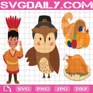 Thanksgiving Bundle Svg Free, Turkey Svg Free, Pumpkins Svg Free, Clip Cut File Svg, File Svg