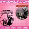 The Mandalorian Svg, Star Wars The Mandalorian Svg, Star Wars Svg, Svg Png Dxf Eps AI Instant Download