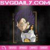 Vegeta Hakaishin Svg, Anime Dragon Ball Svg, Anime Svg, Dragon Ball Svg, Svg Png Dxf Eps AI Instant Download