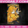 Zenitsu Agatsuma Svg, Zenitsu Svg, Anime Svg, Kimetsu No Yaiba Svg, Camiseta Zenitsu Agatsuma Svg, Download Files