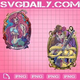 Zombie Princess Bundle Png, Cinderella Png, Snow White Png, Png Printable, Instant Download, Digital File