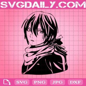 Yato Noragami Svg, Yato Noragami Aragoto Svg, Anime Noragami Svg, Anime Manga Svg, Cartoon Svg, Svg Png Dxf Eps AI Instant Download